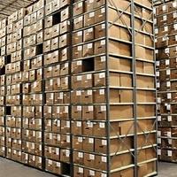 Offsite document storage in Irvine